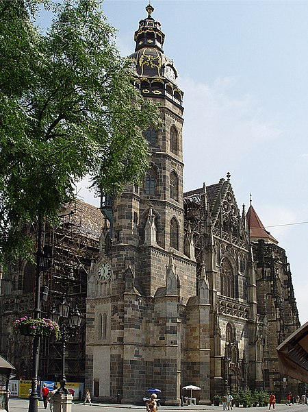 Datei:Kosice - St. Elisabeth Cathedral 2.JPG