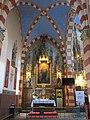 Kostel svatého Josefa (Přemyšl) - levá boční loď.jpg