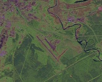Kotlas Airport - Image: Kotlas