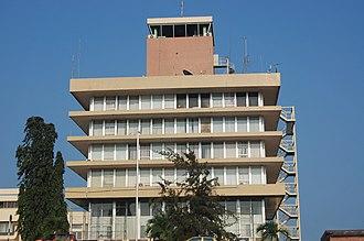 Ghana Civil Aviation Authority - Image: Kotoka Air Traffic Control Tower