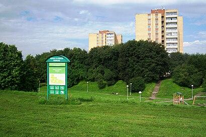 Как доехать до Kovo 11-Osios Parkas на общественном транспорте