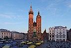 Krakow - Rynek, St.Mary Basilica.jpg