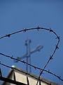 Krakow planty mur klasztotu Klarysek 05 A576.JPG