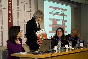 Květa Pacovská - Image: Kveta Pacovska Barcelona 2007