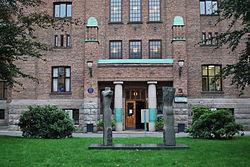 gamle rikshospitalet pilestredet