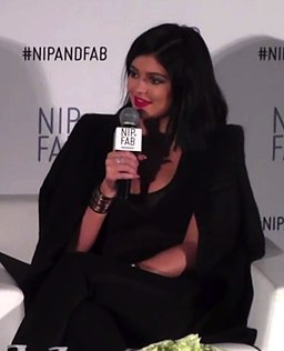 Kylie Jenner for Nip + Fab