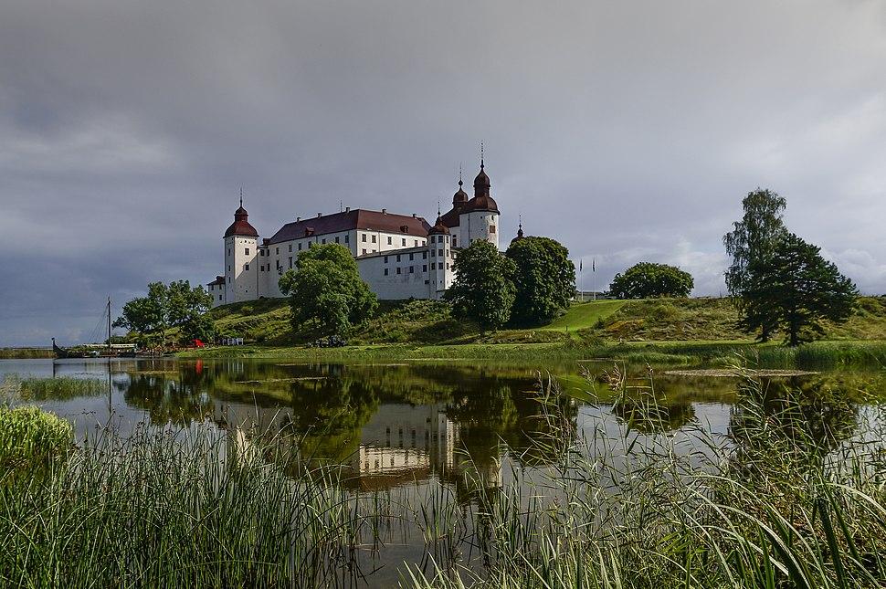 Läckö slott august 2014