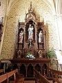 Lécousse (35) Église Saint-Martin Intérieur 03.jpg
