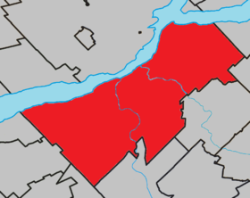 Lévis Quebec location diagram.png
