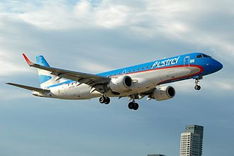 Aerolíneas Argentinas - Austral Líneas Aéreas is a subsidiary of Aerolíneas Argentinas.