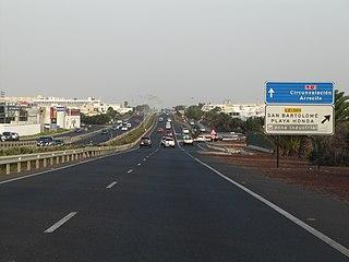 LZ-2 road (Spain)
