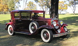 Marquette automobile wikivisually lasalle automobile 1930 lasalle series 340 photographed in perth western australia fandeluxe Choice Image