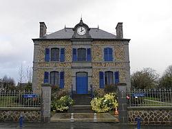 La Baussaine (35) Mairie.JPG