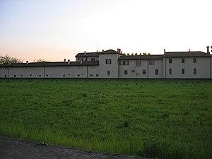 Brugherio - Cascina Sant'Ambrogio (former monastery of Benedictine nuns)