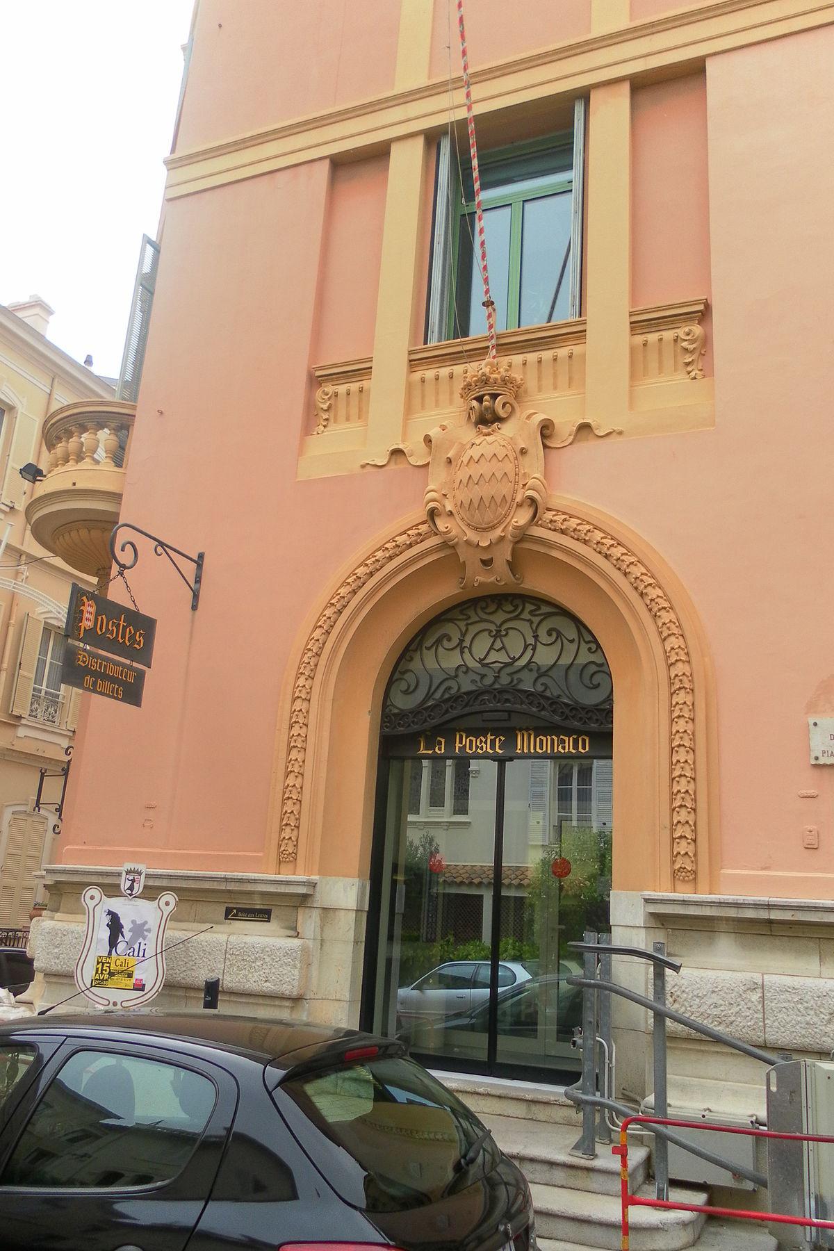 La Poste Monaco Wikipedia