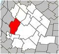 La Présentation Quebec location diagram.PNG