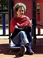 La escritora y periodista Ana R. Cañil (cropped).jpg