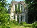 La facade de l' abbaye.JPG