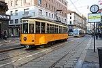 La vettura 1503 dell'ATM di Milano in transito in via Orefici a Milano.jpg