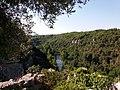 Labeaume - Jardins suspendus du Recatadou - Vue sur l'Ardèche 2.jpg