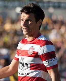 Labinot Haliti Australian footballer