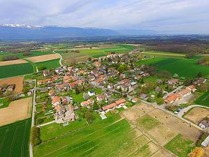 Laconnex - Laconnex, aerial view