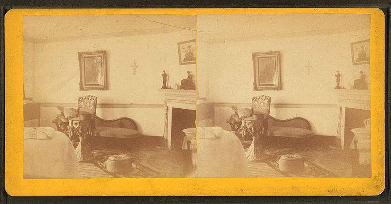 File:Lafayette's room, from Robert N. Dennis collection of stereoscopic views.jpg