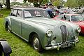 Lagonda 3-Litre 4-door saloon 1955 14475009163.jpg