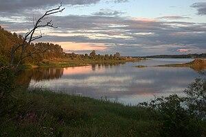 Lake Sterzh - Image: Lake sterzh 1