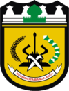 Official seal of Banda Aceh