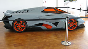 image illustrative de l'article Lamborghini Egoista