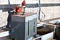 Lamprey trap lifting (28052078572).jpg