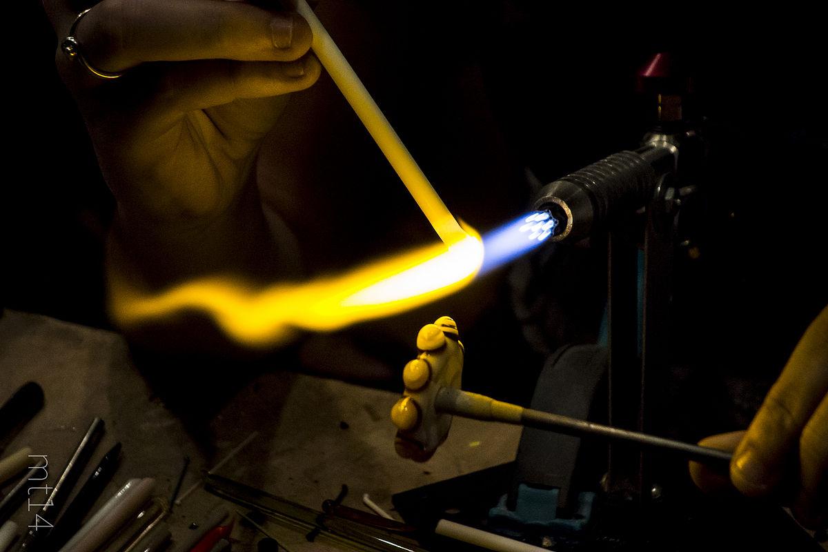 Glass Beadmaking Wikipedia