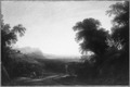 Landscape at Sunset - Nationalmuseum - 17833.tif