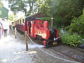 Lappa Valley Steam Railway - Image: Lappa valley steam railway 1
