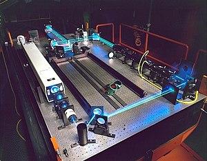 Лаборатория оснащена современным оптическим оборудованием, различными лазерами и специализированными оптическими...