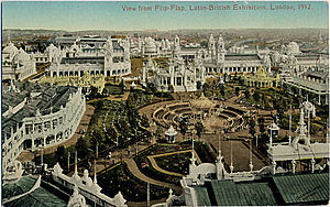 Latin-British Exhibition - Latin British Exhibition of 1912