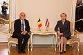 Latvijā viesojas Beļģijas Karalistes Flandrijas reģiona parlamenta priekšsēdētājs (21076665494).jpg