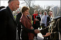 Laura Bush meets Zenat Karzai in 2005.jpg