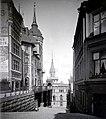 Laurinska huset, Mariahissen, Bellmansgatan 1898.jpg