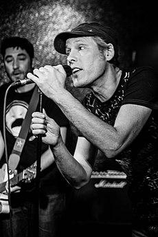 Redsteph et Daniel Martinez en concert en 2016