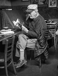 Lawrence Ferlinghetti American artist, writer and activist