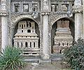 Le palais idéal - Maison carrée et chateau du moyen-age 2.JPG