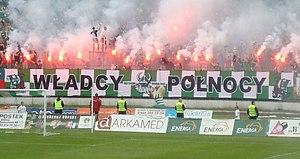 Lechia Gdańsk - Lechia's fans