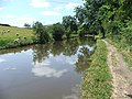 Leeds and Liverpool Canal near Low Bradley. - geograph.org.uk - 201382.jpg