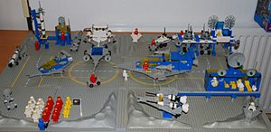 Lego Space - Classic Lego Space sets