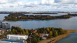 Lehtisaari (pulo sa Finland, Uusimaa, lat 60,18, long 24,85)