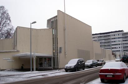 Как доехать до Vallilan Kirjasto на общественном транспорте