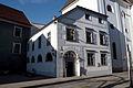 Leoben - Innere Stadt - Pfarrkirche St. Xaver - 2016 02 22 - Sakristeitrakt.jpg
