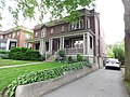 Leonard Cohen's Childhood Home, 599 Belmont Avenue, Westmount, Montréal.jpg